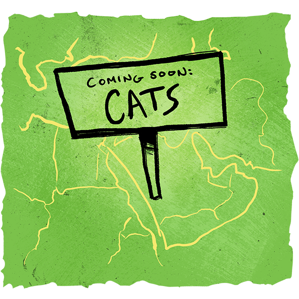 Coming soon: CATS