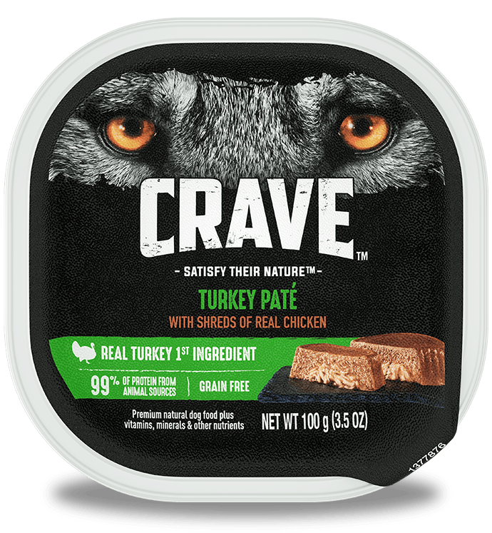 Crave Cat Food To Dogs