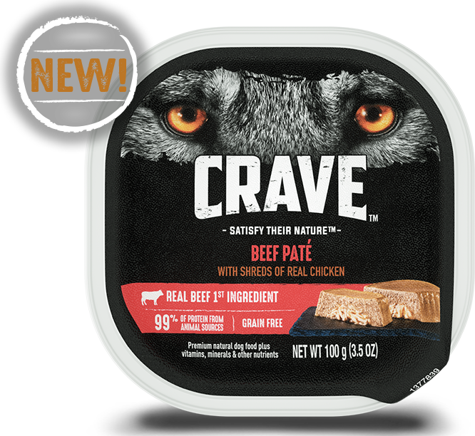 Grain Free Amp High Protein Dog And Cat Food Crave